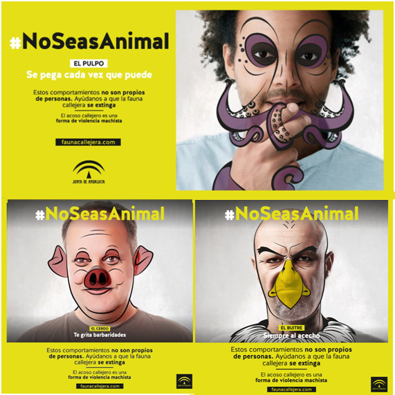campaña piropos junta andalucia